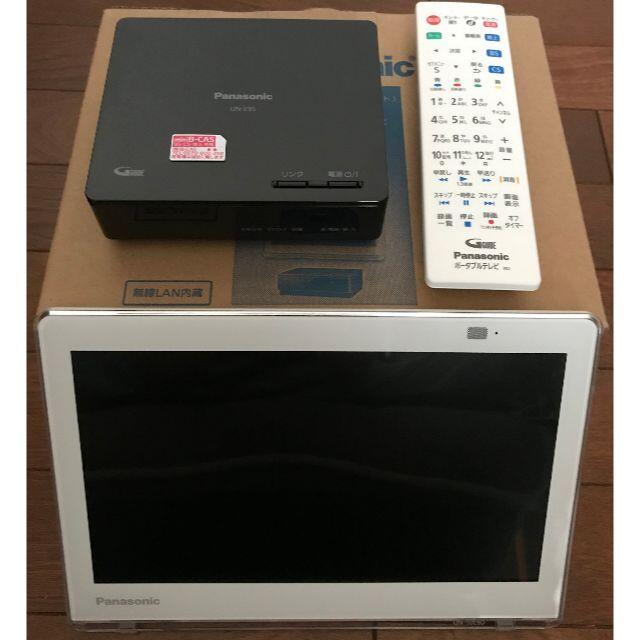 Panasonic(パナソニック)のUN-10E9-W スマホ/家電/カメラのテレビ/映像機器(テレビ)の商品写真