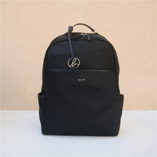 agnes b. - アニエスベーリュックバックパック黒新品ショルダーバッグトートバッグ