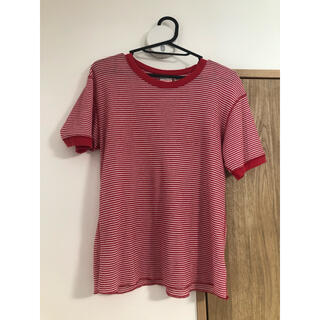 ビームスボーイ(BEAMS BOY)のHealthknit × BEAMS BOY / ワッフル ボーダー Tシャツ(Tシャツ(半袖/袖なし))