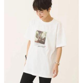 スピックアンドスパン(Spick and Span)のスピックアンドスパン フォトT GOOD ROCK SPEED フレームワーク(Tシャツ(半袖/袖なし))