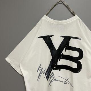 Y-3 - Y-3  Tシャツ 18ss  ヨウジヤマモト アディダス ビッグシルエット 白