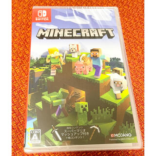 Nintendo Switch - 新品未開封 Minecraft Nintendo Switch版 マインクラフト