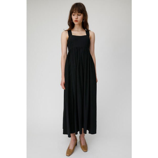moussy - moussy★BACK RIBBON CAMI ドレス