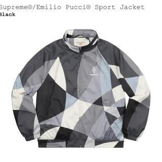 シュプリーム(Supreme)のSupreme Emilio Pucci Sport Jacket シュプリーム(ナイロンジャケット)