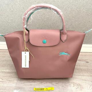 LONGCHAMP - ロンシャン ル プリアージュ 新品 ピンク Sサイズ ハンドバッグ
