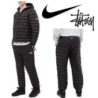 NIKE - NIKE Nike x Stussy Insulated Pants XXL 黒