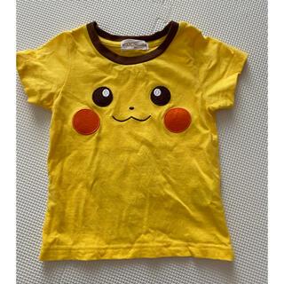 ポケモン(ポケモン)のピカチュウ Tシャツ(Tシャツ/カットソー)