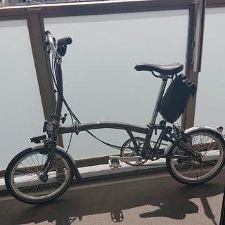 ブロンプトン(BROMPTON)の2020 brompton M6L(lezyne空気入れセット)(自転車本体)