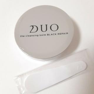 【新品未開封】DUO デュオ ザ クレンジングバームブラックリペア 20g