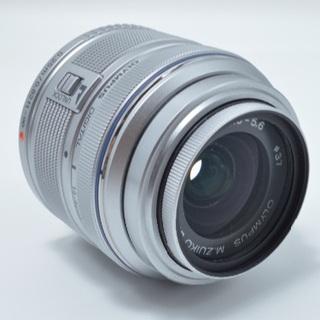 オリンパス(OLYMPUS)のオリンパス 標準レンズ シルバー Ⅱ MSC(レンズ(ズーム))