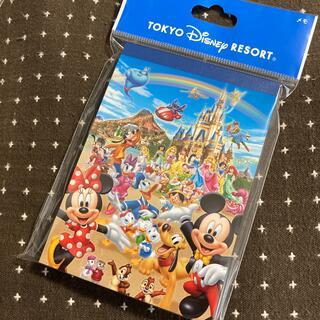 Disney - 東京ディズニーリゾート メモ帳