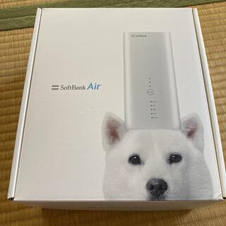 ソフトバンク(Softbank)のSoftbank Air  4 ソフトバンクエアー 本体(スマートフォン本体)