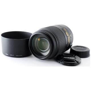 ニコン(Nikon)の❤300mm超望遠レンズ❤Nikon AF-S 55-300mm 手振れ補正(レンズ(ズーム))