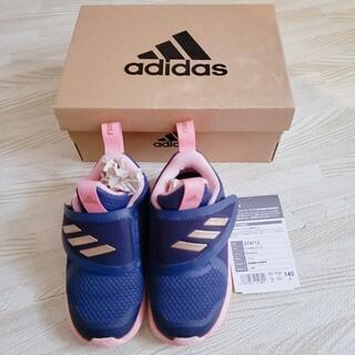 adidas - adidas フォルタラン X スニーカー 14cm