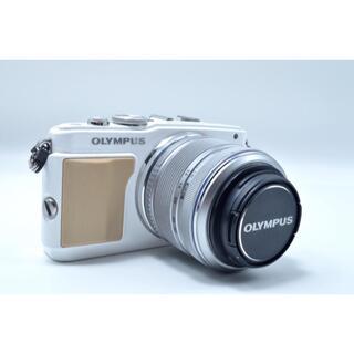 OLYMPUS - オリンパス ミラーレス一眼 カメラ E-PL5 ホワイト