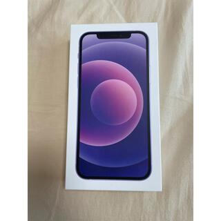 Apple - iphone12 パープル 64GB SIMフリー