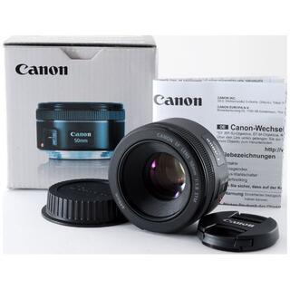 Canon - ❤Canon一眼レフ用単焦点❤EF 50mm F1.8 STM フルサイズ対応