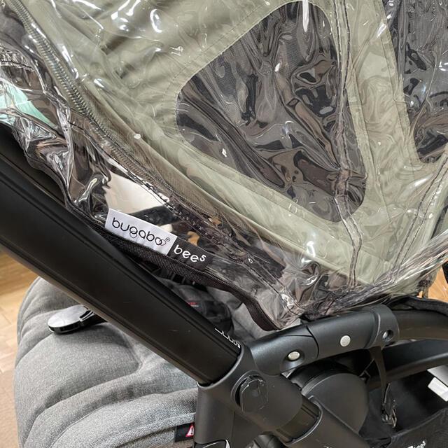 AIRBUGGY(エアバギー)のバガブービー5 キッズ/ベビー/マタニティの外出/移動用品(ベビーカー/バギー)の商品写真