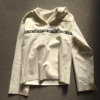 magliano 18aw セーラーシャツ