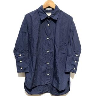 MADISONBLUE - 美品 マディソンブルー シャツ01