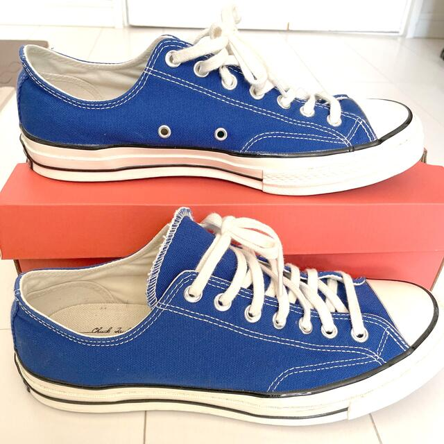 CONVERSE(コンバース)のct70 ブルー 28センチ メンズの靴/シューズ(スニーカー)の商品写真