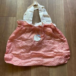 MUJI (無印良品) - 新品タグ付き アフタヌーンティー リビング バッグカバー ピンク