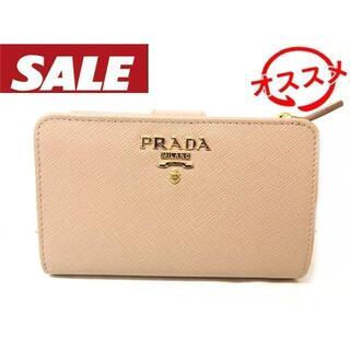 プラダ(PRADA)のプラダ 財布 ■ 1ML225 サフィアーノ レザー L字型 ウォレット(財布)