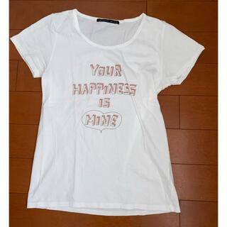 スピックアンドスパン(Spick and Span)のスピック&スパン  半袖Tシャツ(Tシャツ(半袖/袖なし))