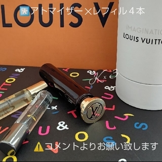 LOUIS VUITTON - LOUIS VUITTON トラベル用スプレー/セット