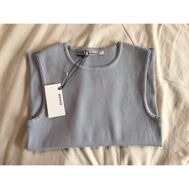 IENA(イエナ)のAURALEE オーラリー  レディースのトップス(Tシャツ(半袖/袖なし))の商品写真