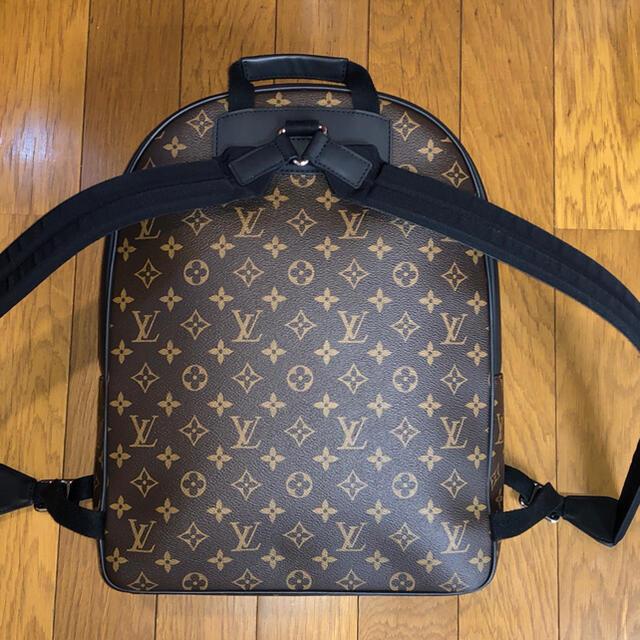 LOUIS VUITTON(ルイヴィトン)のルイヴィトン ジョッシュ メンズのバッグ(バッグパック/リュック)の商品写真