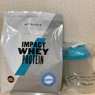 マイプロテイン(MYPROTEIN)のマイプロテイン ナチュラルチョコレート味 1kg(プロテイン)