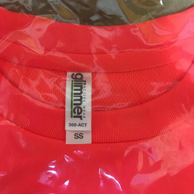ポチッとくんTシャツ   SSサイズ1枚 レディースのトップス(Tシャツ(半袖/袖なし))の商品写真