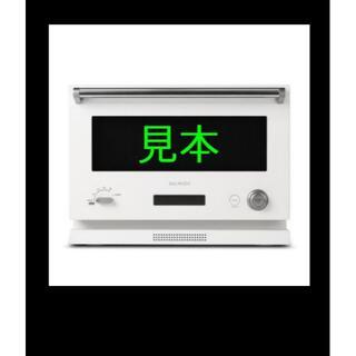 BALMUDA - バルミューダ レンジ K04A-WH
