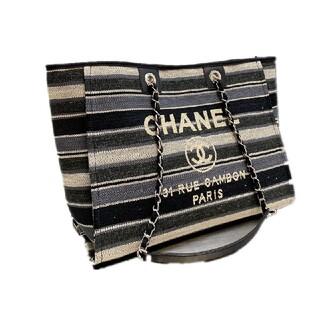 シャネル(CHANEL)のCHANELシャネル21新型ショッピングバッグG 04(トイレ収納)