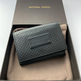 Bottega Veneta - ★未使用保管品★ボッテガヴェネタ 三つ折り 515385 ミニウォレット