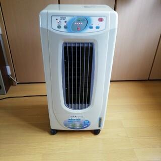 ヤマゼン(山善)の冷風扇 イオン発生装置付き(扇風機)