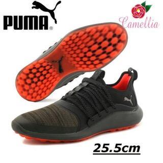 プーマ(PUMA)の新品 PUMA プーマ スパイクレス ゴルフシューズ 25.5cm(シューズ)