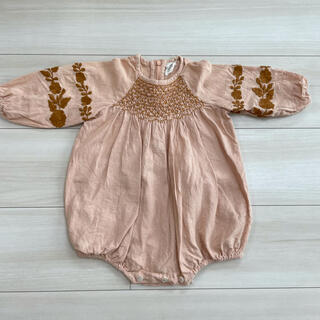 Caramel baby&child  - apolina アポリナ ベビーロンパース12-18M