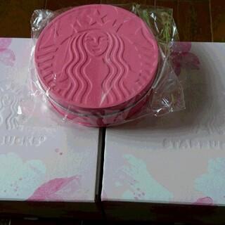 スターバックスコーヒー(Starbucks Coffee)の⭐スタバ さくら コースター⭐(テーブル用品)