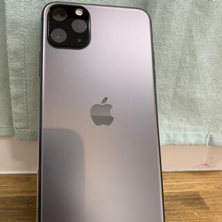 Apple - iPhone 11 pro max 256GB  simフリー美品