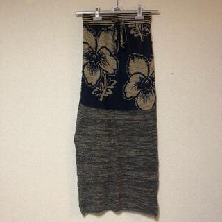 ヴィヴィアンウエストウッド(Vivienne Westwood)のレッドレーベル ロングスカート(ロングスカート)