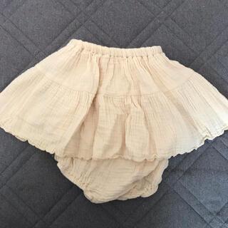 (専用)monbebe モンベベ ブルマ スカート 韓国子供服(スカート)
