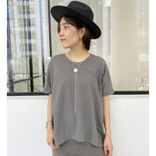 L'Appartement DEUXIEME CLASSE - 【GOOD GRIEF/グッドグリーフ】Relaxed Tee グレー新品タグ付