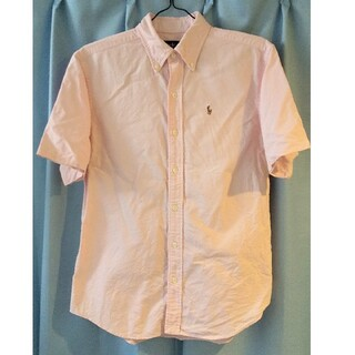 ポロラルフローレン(POLO RALPH LAUREN)のポロラルフローレン 半袖 BDシャツ サイズ150(シャツ/ブラウス(半袖/袖なし))