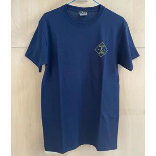 新品 魚バックプリント マリン Tシャツ
