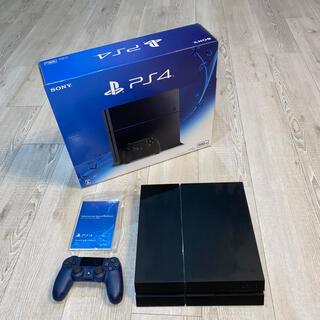 PlayStation4 - 美品 PS4 本体 500GB 光デジタル出力対応