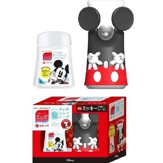 Disney - 薬用ミューズ ノータッチ ミッキー 限定 ミューズ 泡ハンドソープ