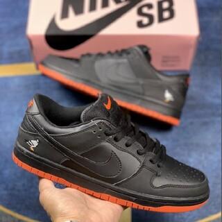 Staple x Nike Dunk SB Low Black Pigeon