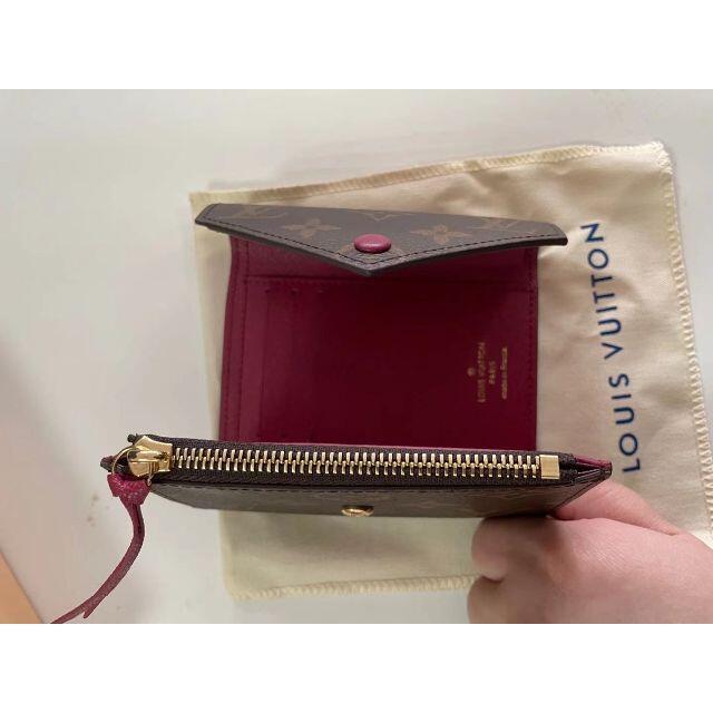 LOUIS VUITTON(ルイヴィトン)の翌日発送!美品 ルイヴィトン ポルトフォイユ・ヴィクトリーヌ レディースのファッション小物(財布)の商品写真